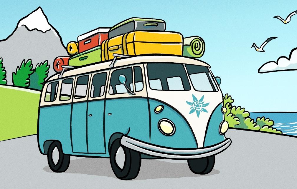 Caravana Edelweiss Travel în Bulgaria